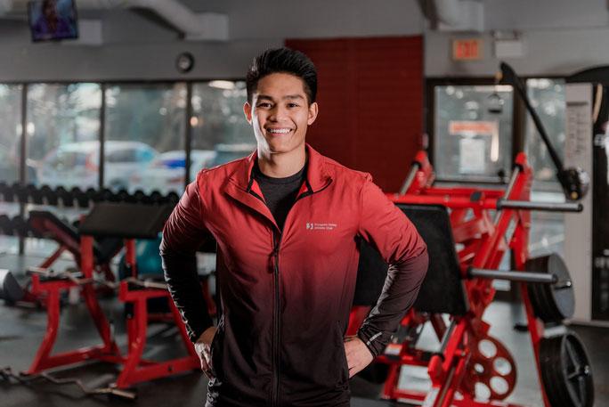 Gym 101 | SVAC Classes