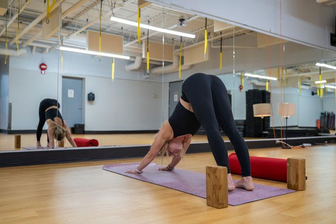 Happy Hips Restorative Yoga | SVAC Classes