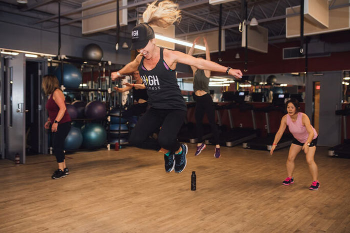 High Fitness | SVAC Classes