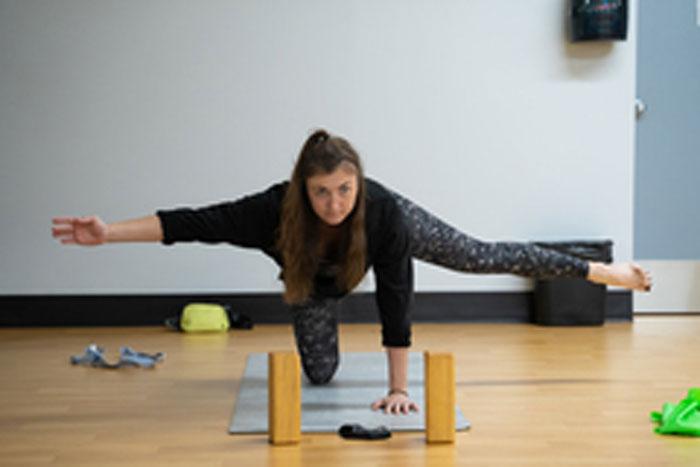 Pilates Barre Fusion | SVAC Classes