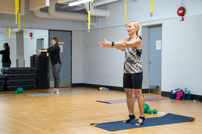 Pilates Mat Flow | SVAC Classes