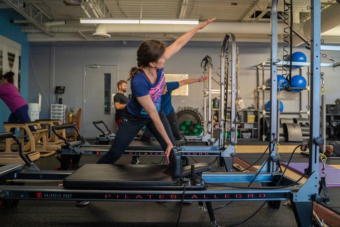 Pilates Reformer | SVAC Classes
