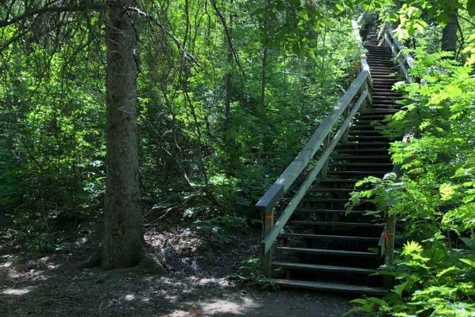 Stairs | SVAC Classes