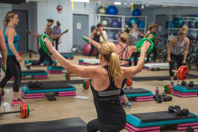 Strength and Beats | SVAC Classes
