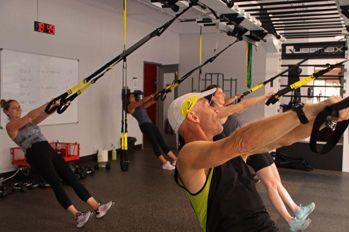 TRX Strength | SVAC Classes