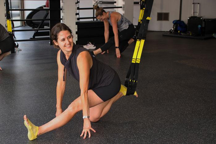 TRX Yoga | SVAC Classes