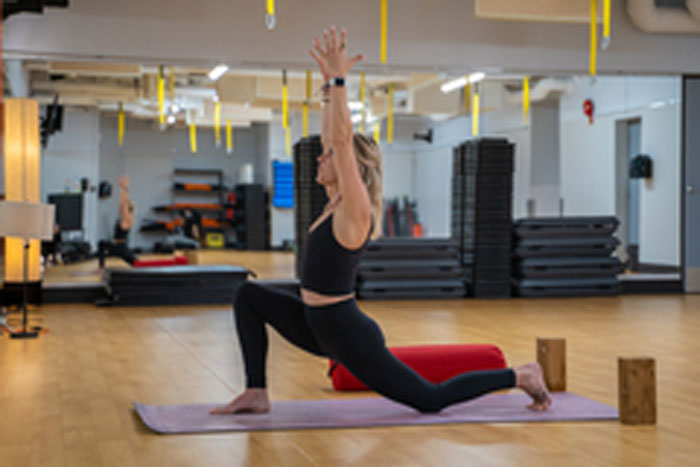 Yoga Flow | SVAC Classes