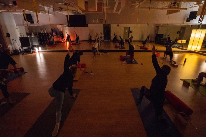 Yoga Reset | SVAC Classes