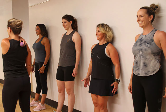 Yoga Tune Up Balls | SVAC Classes